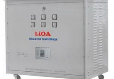 Những điều cần chú ý khi sử dụng ổn áp LiOA