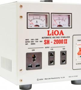 ỔN ÁP LIOA 1PHA SH-2KVA SH2000 II