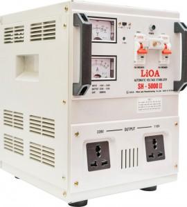 ỔN ÁP LIOA 1PHA SH-5KVA SH5000 II