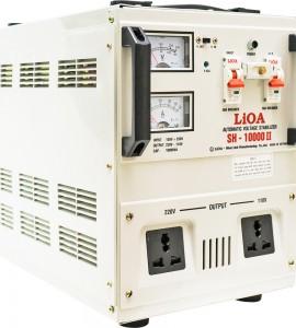 ỔN ÁP LIOA 1PHA SH-10KVA SH10000 II