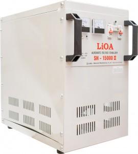 ỔN ÁP LIOA 1PHA SH-15KVA SH15000 II