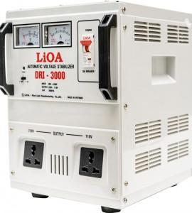ỔN ÁP LIOA 1PHA DRI-3KVA DRI-3000 II