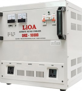 ỔN ÁP LIOA 1PHA DRII-10KVA DRII-10000 II