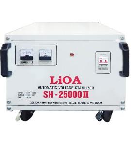 ỔN ÁP LIOA 1PHA SH-25KVA SH25000 II
